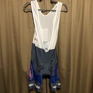 Verge bib shorts Primo Men's euro